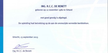 Diploma Roy