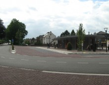 Herinrichting Busstation Gulpen