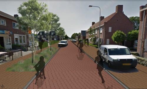 Reconstructie Jan Truijenstraat, Meijel